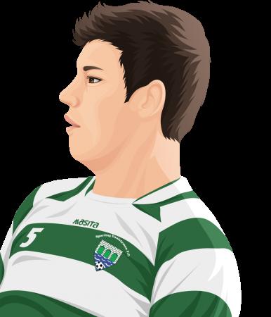 Jack O'Dea of Sporting Ennistymon Football Club