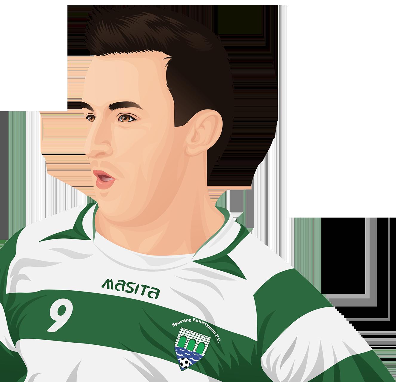 Sean McConigley Sporting Ennistymon Football Club