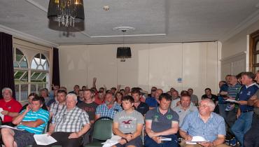Clare District Soccer League AGM