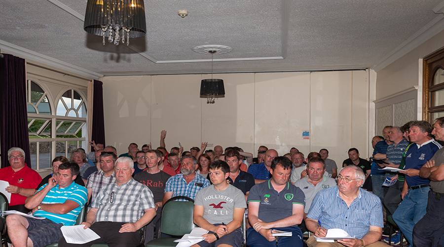 Clare District Soccer League AGM