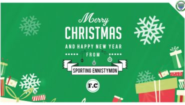 Sporting Ennistymon wishes everyone a happy Christmas.