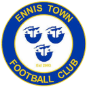 Ennis Town Football Club Crest