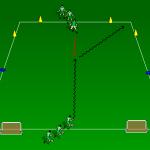Get the Goal practice Horizontal