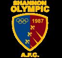 Shannon Olympic Football Club Crest