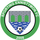 Sporting Ennistymon Football Club Crest 512px