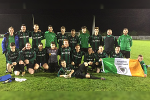 Sporting Ennistymon Claim Hugh Kelly Crown