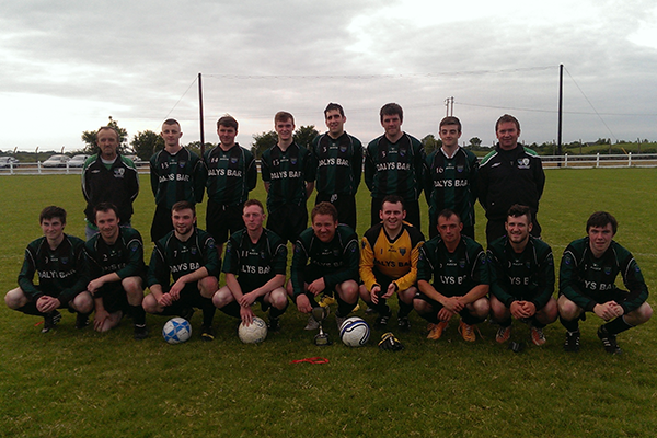 Munster Junior Cup Clare Area Winners