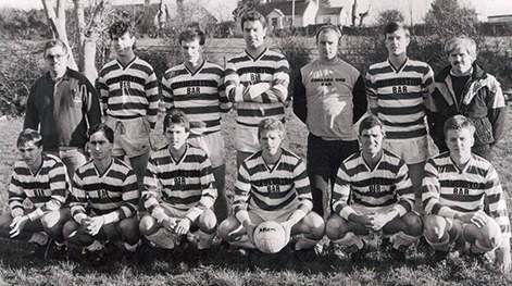 Ennistymon Celtic in 1987