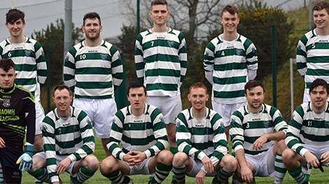 Sporting Ennistymon Football Club Vs Rockmount F.C - Munster Last 32