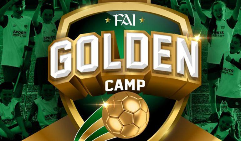 Golden Camp FAI Summer Socccer Schools