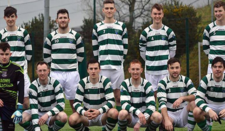Sporting Ennistymon F.C Vs Rockmount MJC