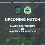 Clare Vs Galway Youths