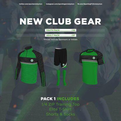 Club Gear Pack 3