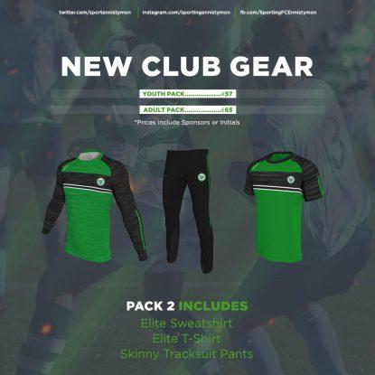 Club Gear Pack 2