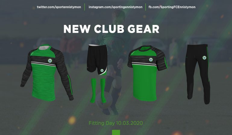 New Club Gear Now Available