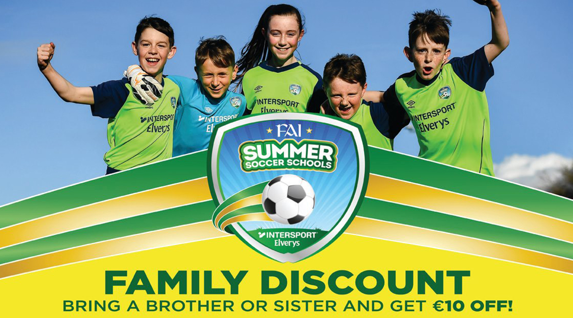 FAI Summer Camps Discount